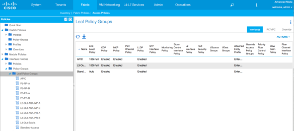 ACI Fabric Access Policy Best Practices   Come Route With Me!